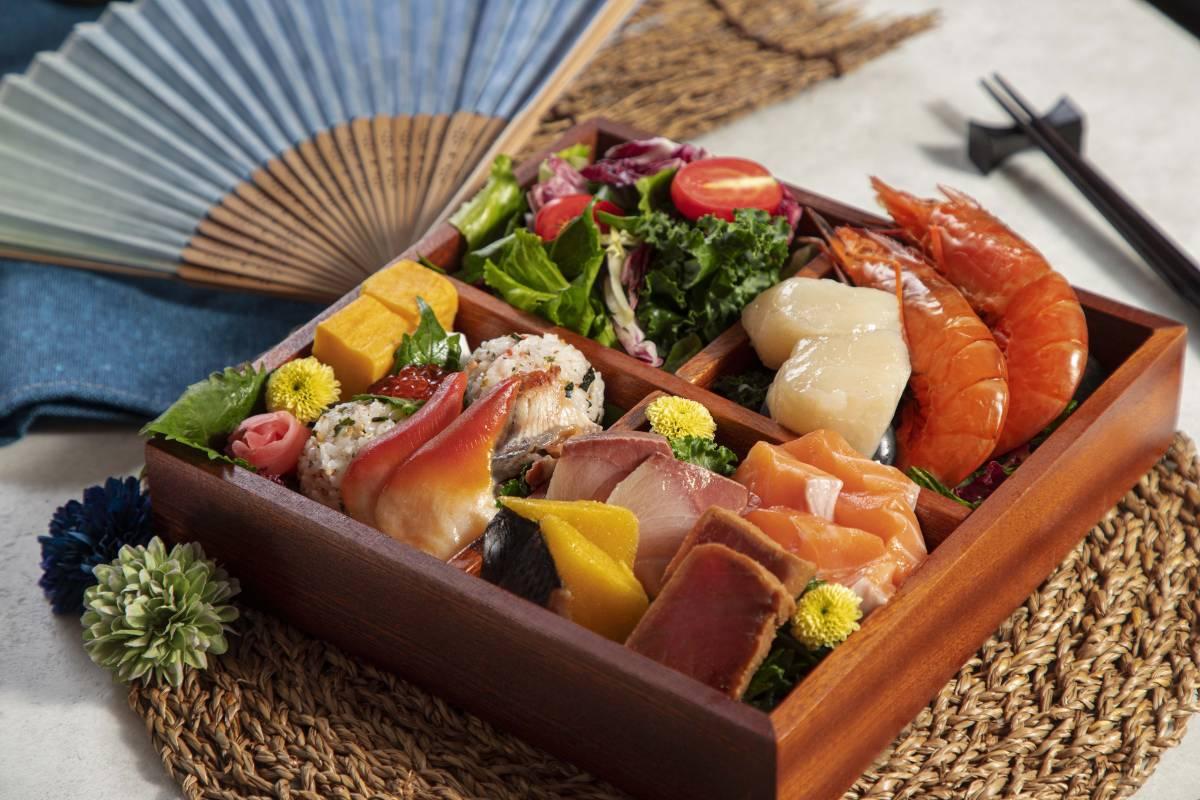 Novotel Japanese Staycation Sashimi Sushi Platter